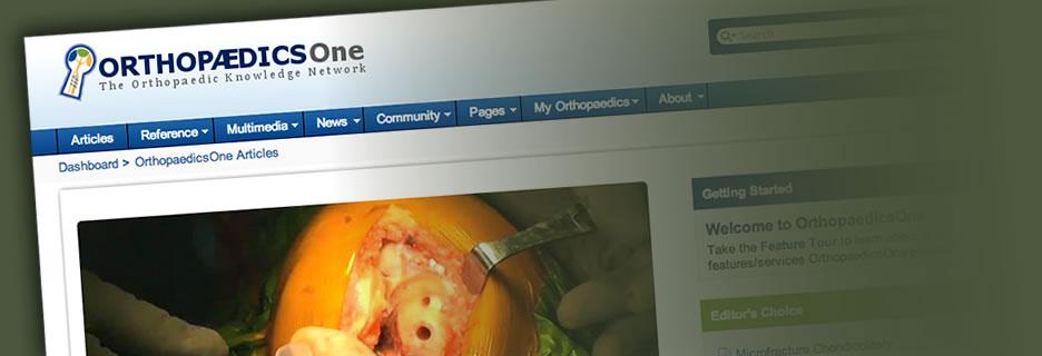 OrthopaedicsOne.com